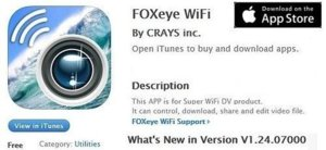 FOXeye WiFi